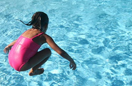 Ibiza Swim classes for children and adults